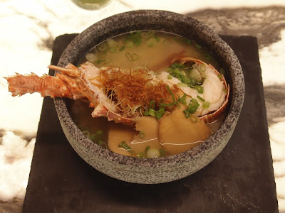 Lobster Porridge