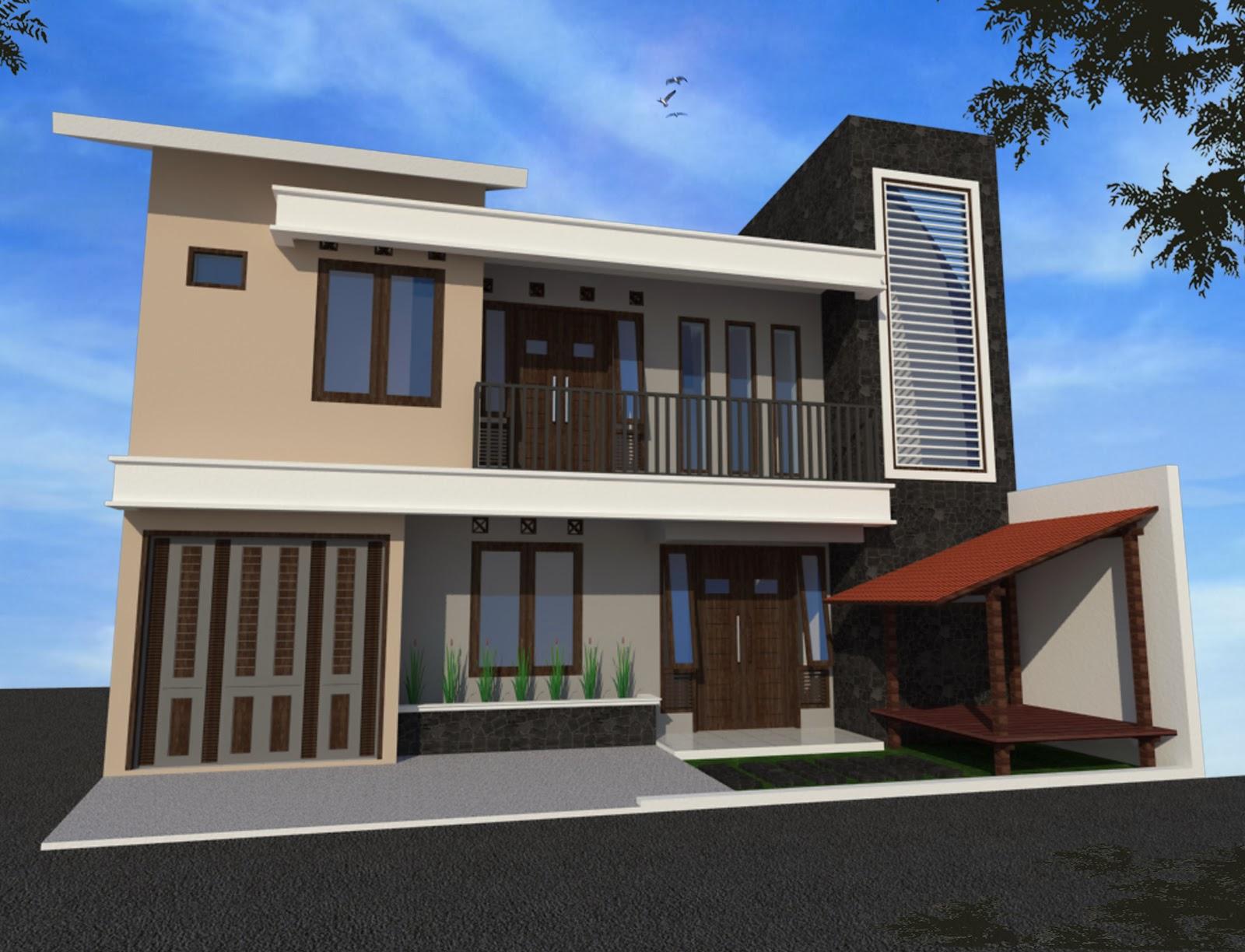 Desain Rumah Minimalis Type 70 2016 Musail 84