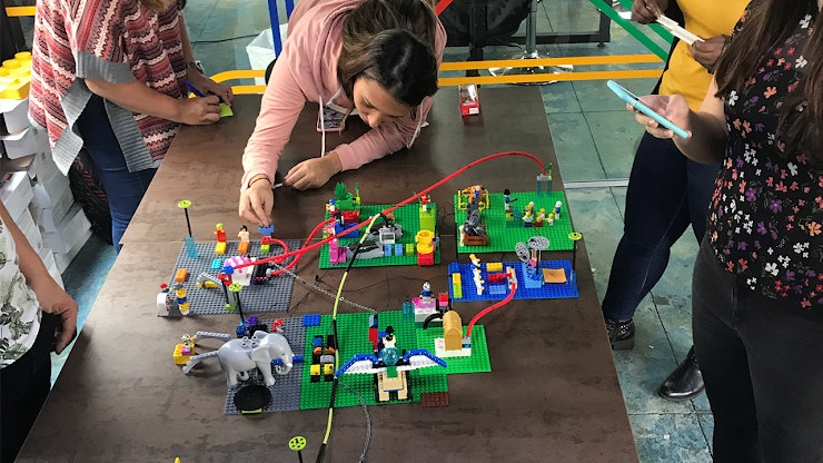 MDALatam University implementa la metodología Lego Serious Play en sus cursos de Marketing Digital