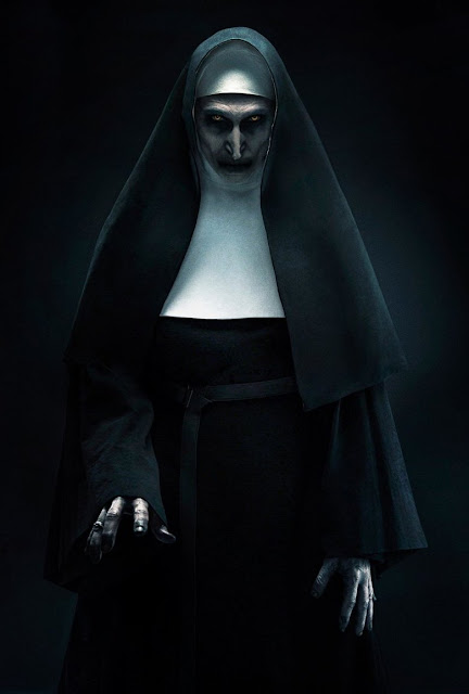 The Nun first-look image teases terrifying spinoff