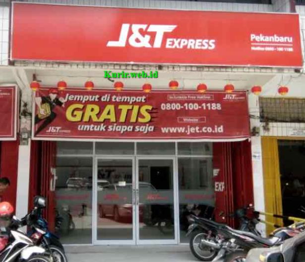 Alamat Agen J T Express Di Pekanbaru Info Kurir