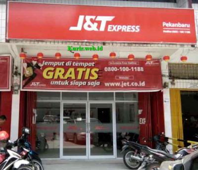 Alamat Agen J&T Express Di Pekanbaru
