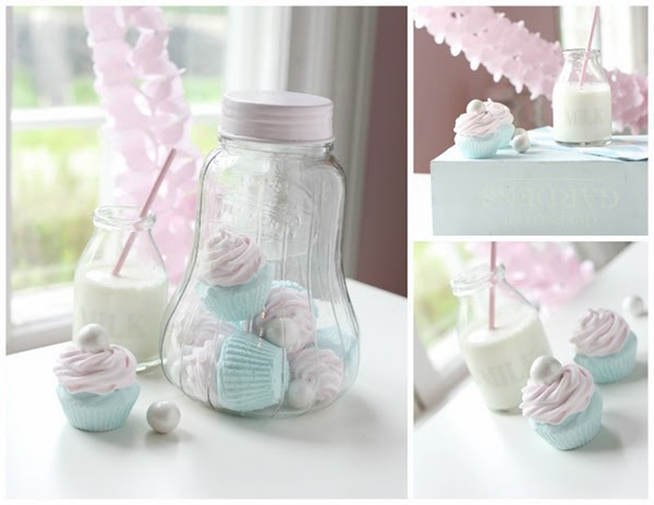 Pretty Food Photography - Retro Pastel Kitchen Colors That'll Make You Squeal!