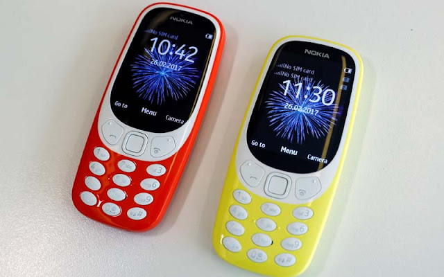 [Mobile] Check Out New Nokia 3310 In New Shape And Specifications