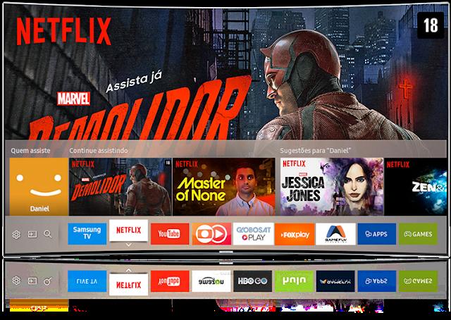 Aproveite esta exclusividade das TVs Samsung: seus jogos preferidos direto na TV