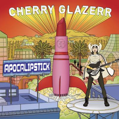 """CHERRY GLAZERR """"Apocalipstick"""""""