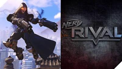 Súng Nerf trong game