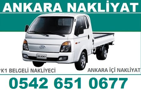 Ankara Evden Eve Nakliyat - 0542 651 06 77