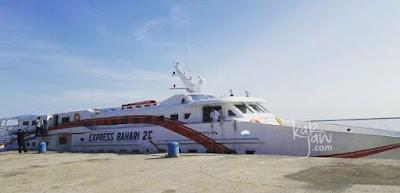jadwal kapal express bahari rute kendal karimunjawa