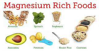 Makanan kaya Magnesium