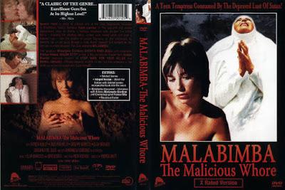 Малабимба / Одержимая дьяволом / Malabimba / The Malicious Whore. 1979.