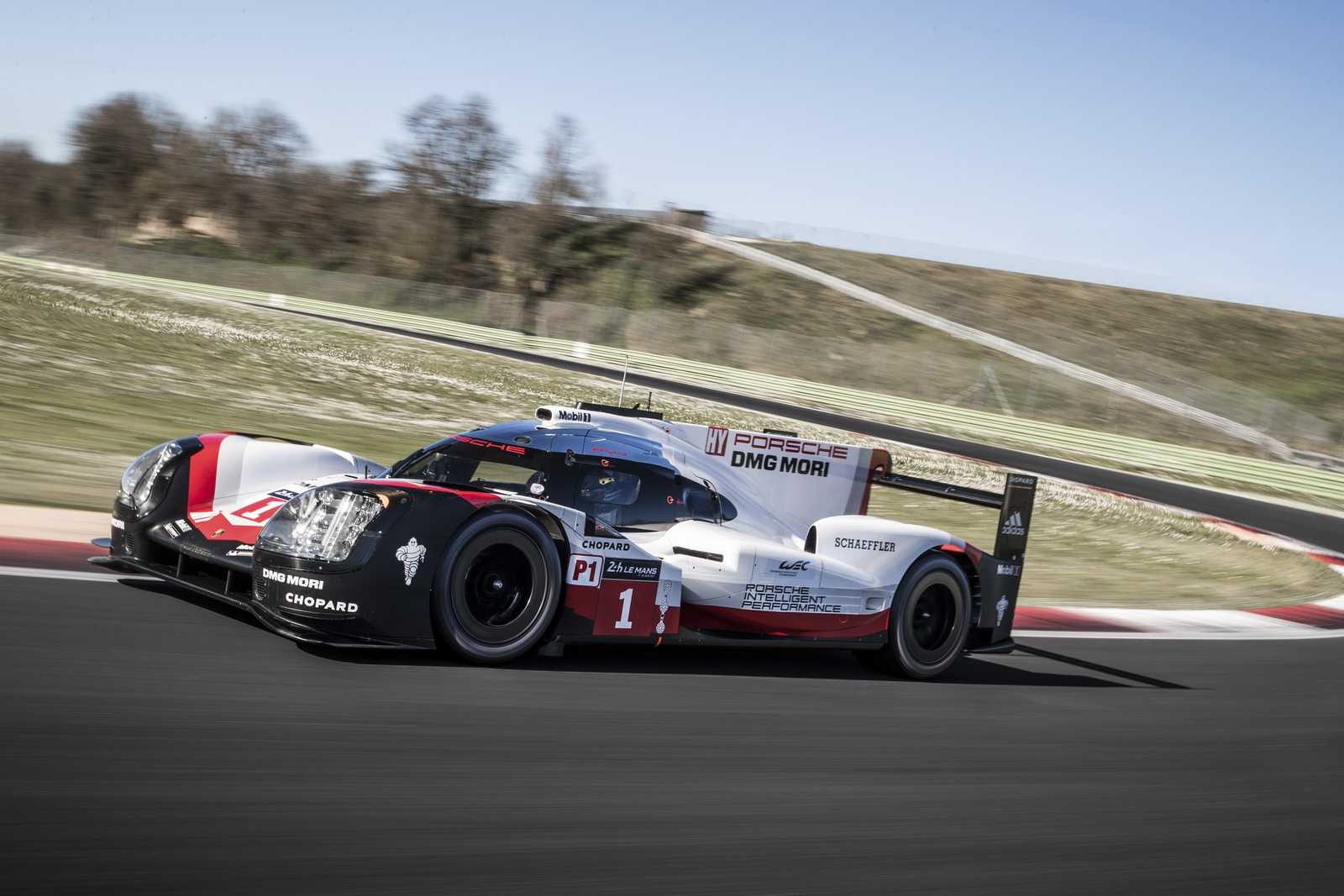 porsche s new lemans lmp1 weapon is the 919 hybrid with a v4. Black Bedroom Furniture Sets. Home Design Ideas