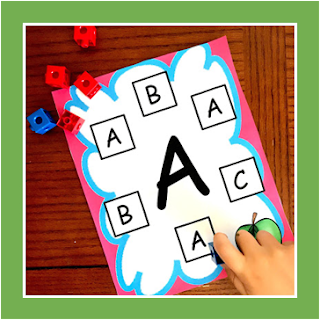 Letter Recognition Printable