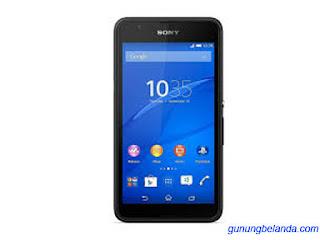 Cara Flashing Sony Xperia E4 Dual E2115