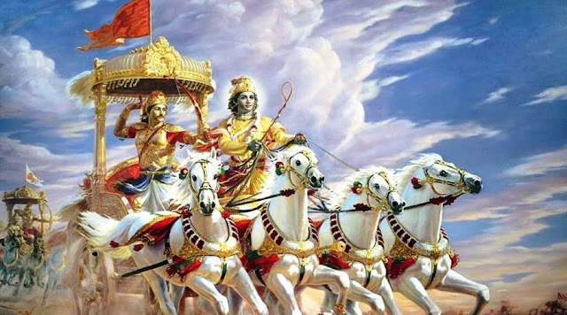 Jaya – The original name of Mahabharata
