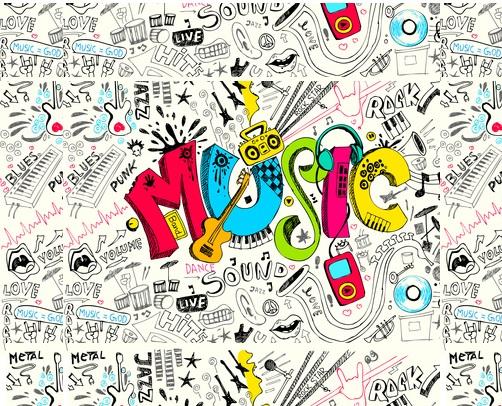 Music original image