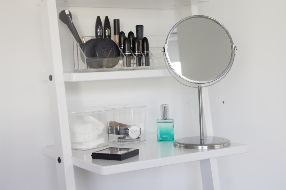 Højmoderne Fashion Flavours by Ida Savkov: new shelves for my make up AN-61