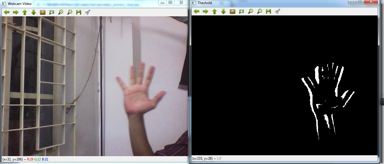 OpenCV Simple Motion Detection - Life2Coding
