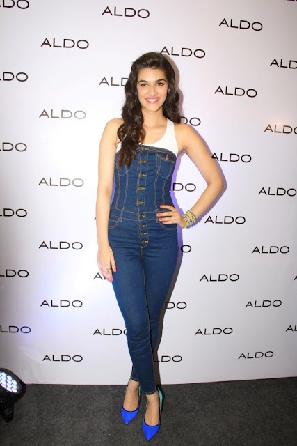 Kriti Sanon Looks Super sexy At ALDO Spring Summer 2015 Collection Launch