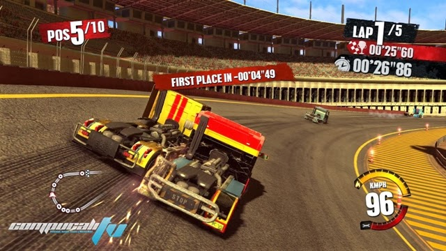 Truck Racer PC Full Español 2013