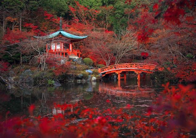 Daigo-ji, Kyoto, Japan