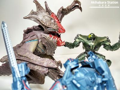Especial Pacific Rim Uprising de Tamashii Nations - Robot Spirits <side> Jaeger Gipsy Avenger, Bracer Phoenix, Titan Redeemer y SOFVI Spirits Raijin