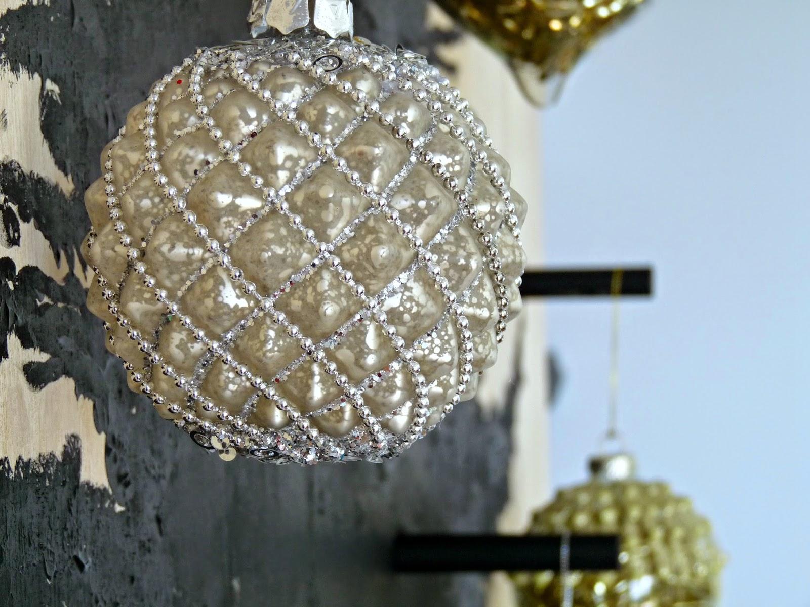 Gold ornaments