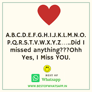 Best Love Whatsapp Status 8