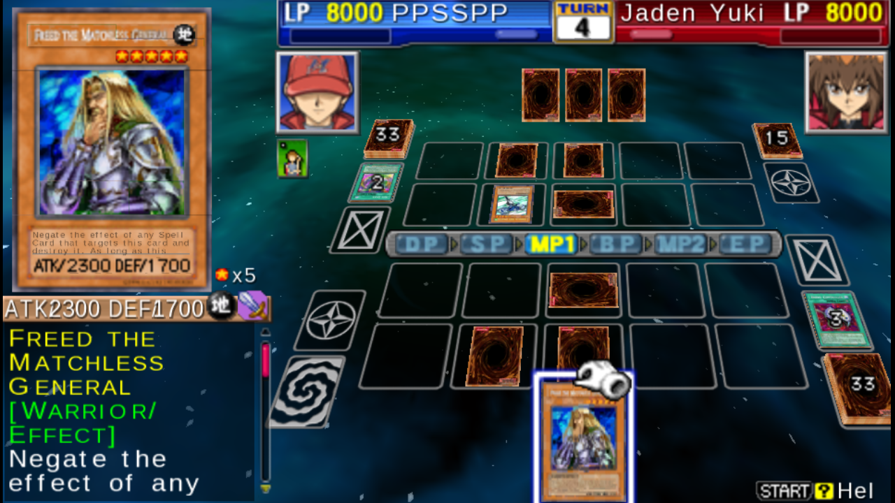 Yu-Gi-Oh! GX Tag Force 3 (Europe) PSP ISO - CDRomance
