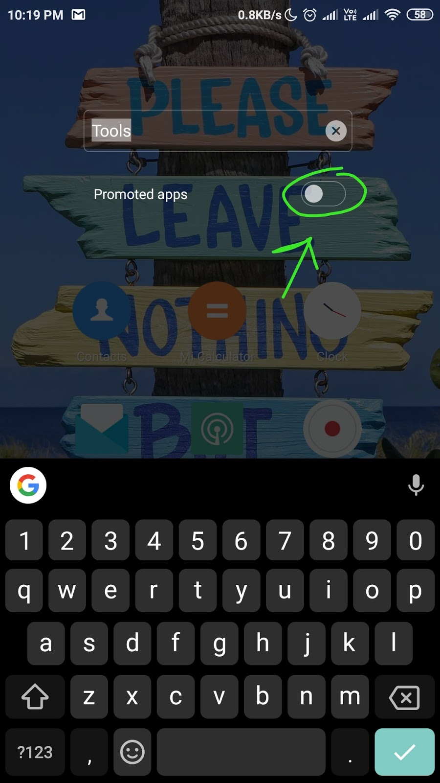 Way to disable ads in MIUI 10