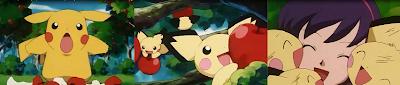 Pokemon Capitulo 22 Temporada 4 La Compañia De Las Manzanas