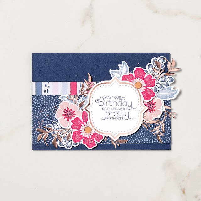 Everything is Rosy Stampin' Up!