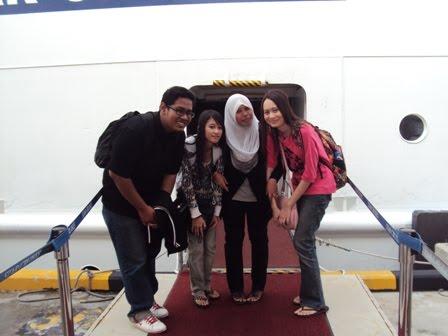2nd : Cruise jom