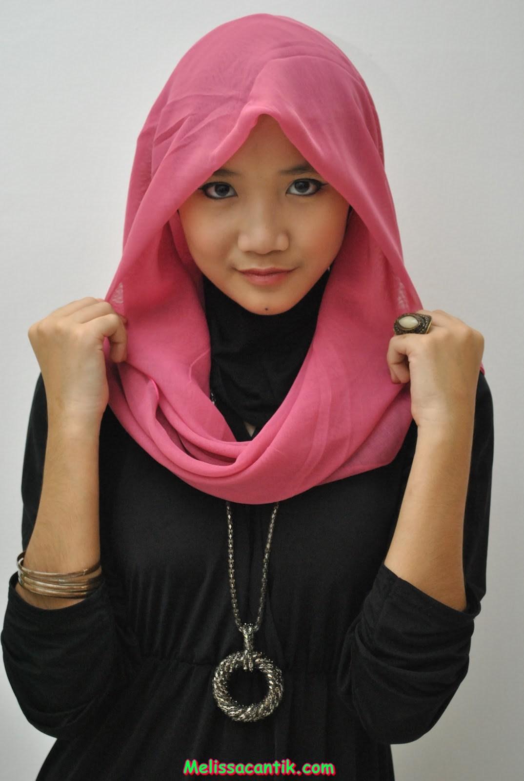 Cewek ABG Berhijab Cantik Jadi Foto Model Terbaru Foto
