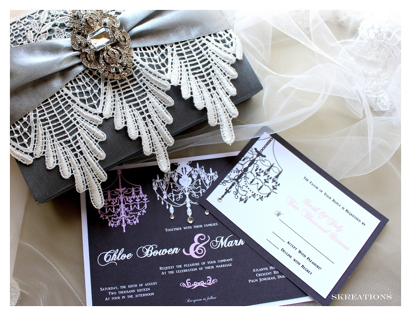 Aside From A Beautiful Collection Of Signature Designs We Offer Custom Handcrafted Wedding Invitations Dubai That Express Your Artistic Vision