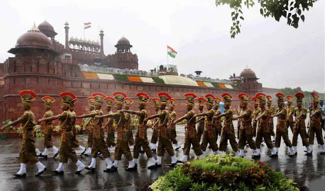 15th August Parade 2016 Live