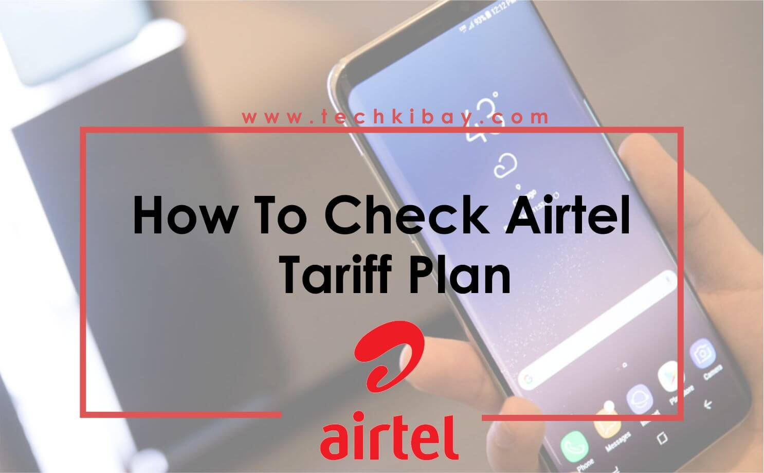 code-check-tariff-plan-airtel