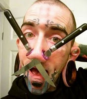 <b>Tattoos</b> Designs Zone: Weird <b>Tattoos And Piercings</b>
