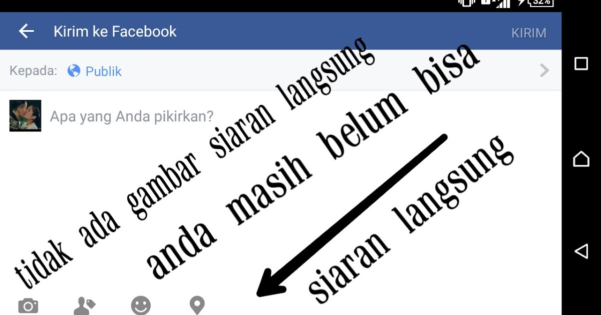 Cara Siaran Langsung Di Facebook