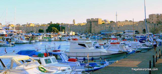 Marina de Rodes - Grécia
