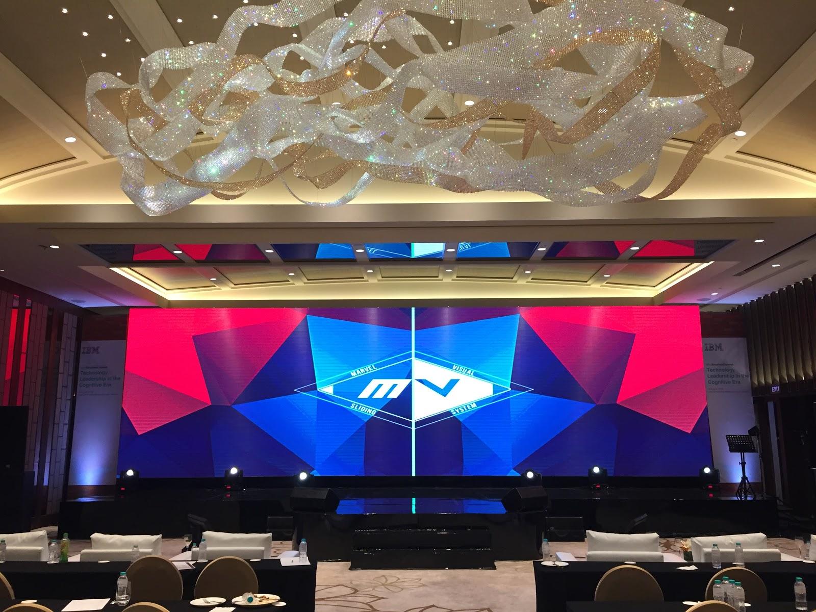 Marvel Visual Indonesia Sewa Led Screen Videotron