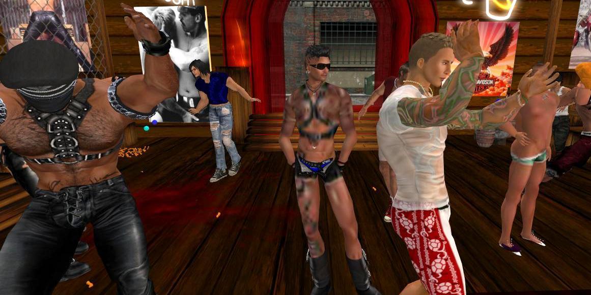 Gay karshner shirtless triplet
