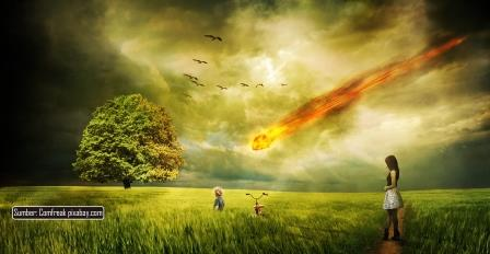 Hal Aneh Yang Pernah Jatuh Dari Langit