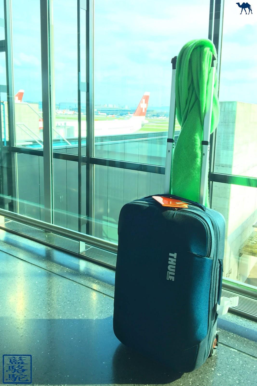 Le Chameau Bleu - Thule - Subterra a l'aeroport