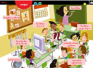 http://www.ceiploreto.es/sugerencias/textlagalera.com_1/interact/tren1_2008/lengua.html