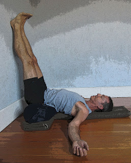 yoga for healthy aging ankle sprains
