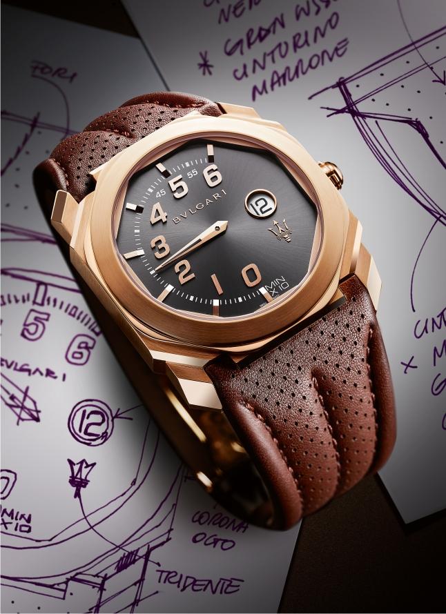 9a9884d849e OBJETO DE DESEJO  Um relógio tão exclusivo quanto um Maserati ...