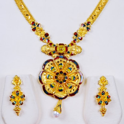 Kalyan Jewellers Chain Designs