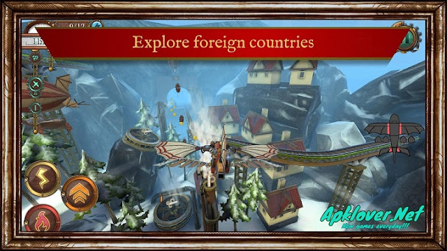 Voletarium Sky Explorers MOD APK unlimited money