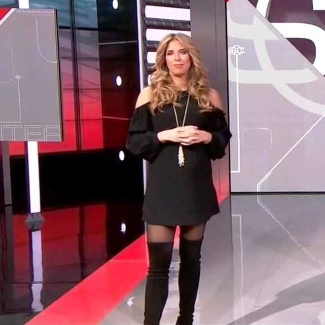 THE APPRECIATION OF BOOTED NEWS WOMEN BLOG : sara walsh